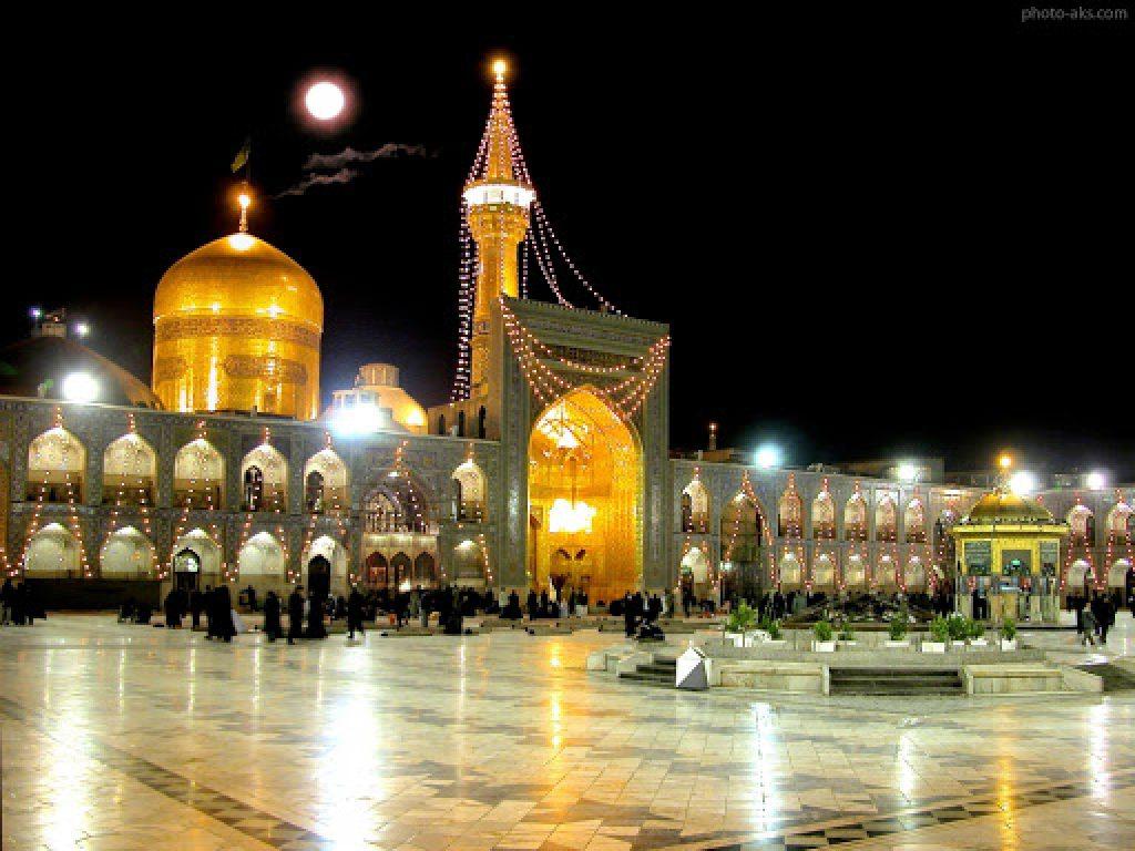 جاذبه مذهبی ایران